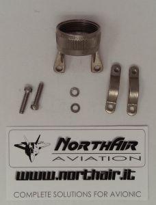 Guscio posteriore 16 per connettori circolari MIL MS3417-16N Sunbank **USATO**