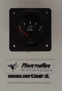 Indicatore Fuel Quantity 240-33 ohm D1-22211-5078 Mitchell **USATO**