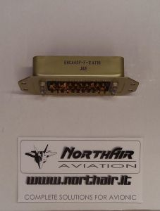 Connettore 42poli  femmina pin maschi a saldare ERCA42P-F-2A116 JAE **NUOVO**