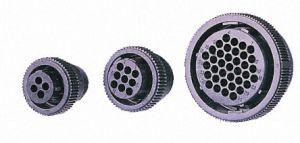 TYCO Connettore circolare 24 poli montaggio a cavo, contatto femmina, guscio 23