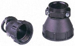 TYCO Guscio serraggio cavi MIS.17 per serie 1-2 diam foro 8,6-17,8 mm