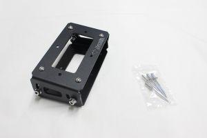 Staffa con regolazione di pitch per Adahrs, Magnetometro, EDC10A
