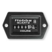 Contaore Hobbs rettangolare 12-24vdc
