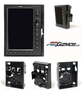 Panel Dock 695 Garmin, staffa da incasso Airgizmos