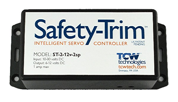 Safety-Trim  Intelligent Servo Controller