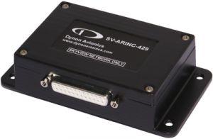 SV-ARINC-429 Interface Module, interfaccia per GNS 430/530