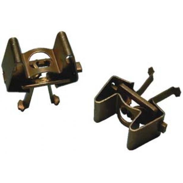 Clip per strumenti, filetto in pollici MS33737-9c, lunghezza filetto 2 mm