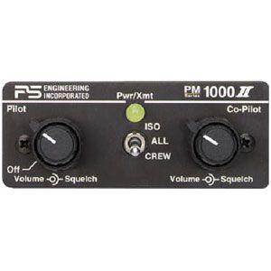 PM1000 II intercom 4 posti TSO