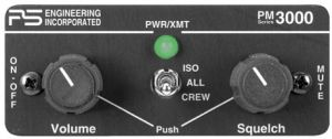 PM3000 intercom 4 posti TSO STEREO