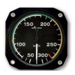 Anemometro 80d, 0-160 knots nTso