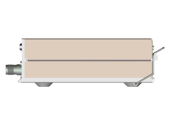 Trig TT21 unità remota, modulo principale, richiede modulo a pannello