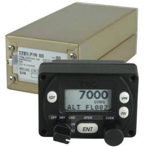 Trig TT22 TSO ATC sistema completo, transponder mode S, 57d
