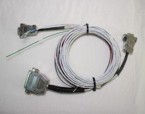 Cablaggio Ak-350 parallelo, completo con kit connettori