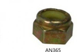 Dado in pollici AN4 autobloccante alto AN365-428A, MS21044N4