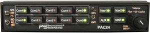 PAC24 Observ  Special version of PAC24 allowing a third transmit seat